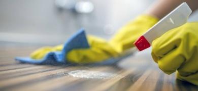 guia prático de limpeza móveis mdf